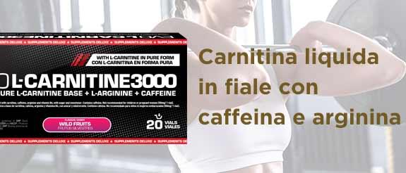 Comprare L-Carnitina HSNsports