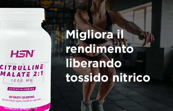 Comprare Citrullina Malato HSNessentials