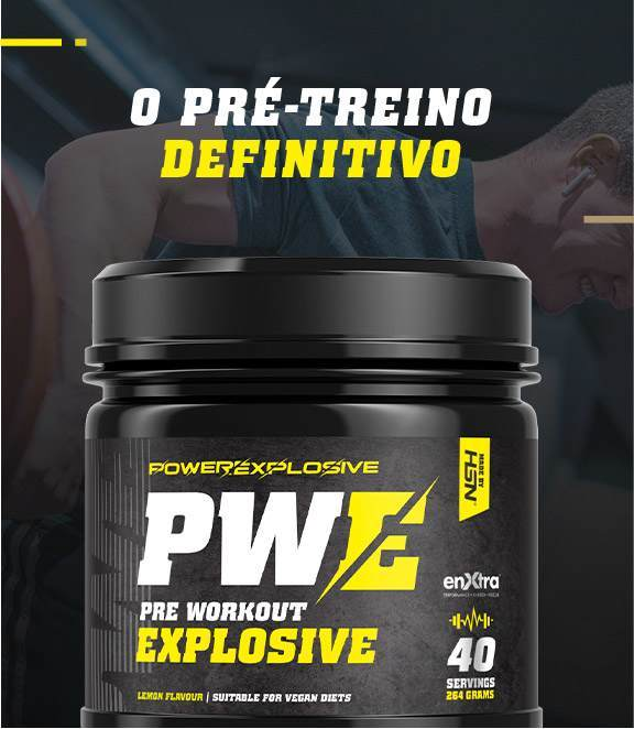 Comprar PWE Pré Workout Powerexplosive