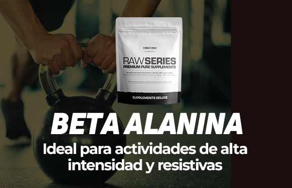 Comprar Beta-Alanina em Pó HSNraw