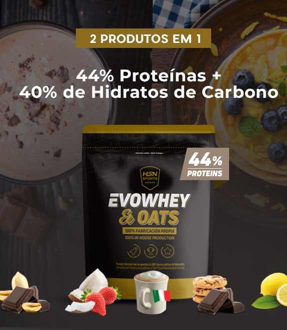 Comprar EVOwhey & Oats HSNsports
