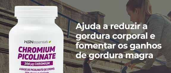 Comprar Picolinato de Crómio HSNessentials