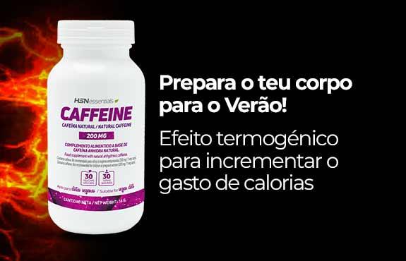 Comprar Cafeína HSNessentials