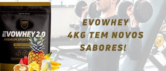 Comprar EVOwhey HSNsports