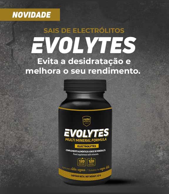 Evolytes Sais de Electrólitos HSNsports