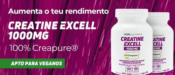 Creatina Excell 100% Creapure HSNessentials