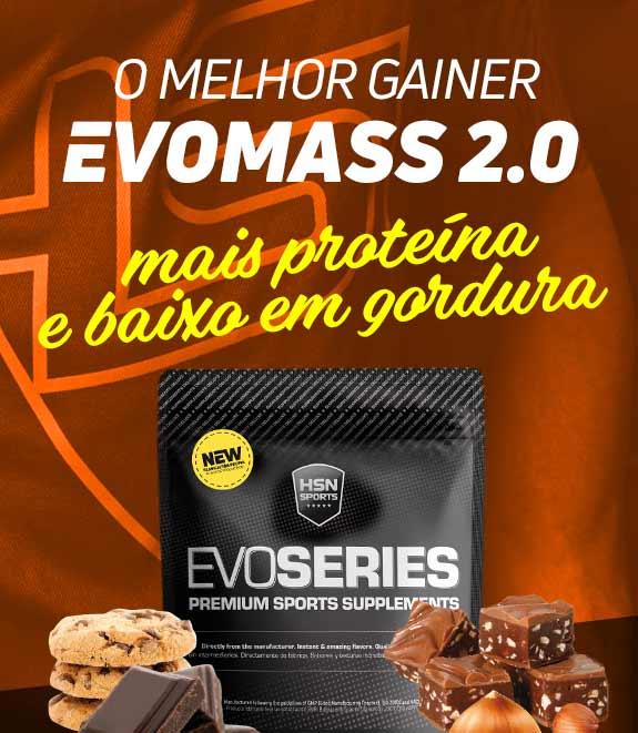 EVOMASS 2.0 (AUMENTADOR DE PESO)