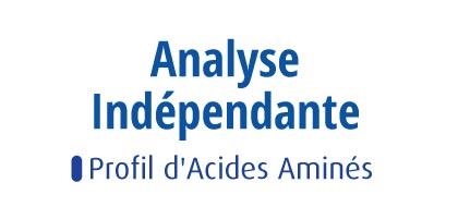 Analyse des Acides Aminés - Evocasein 2.0 Banane