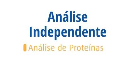 Análise de Proteínas - Isolado de Proteína de Leite