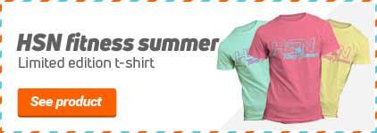 HSN FITNESS SUMMER T-SHIRT