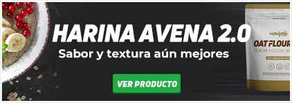 Harina de Avena 2.0 HSNfoods