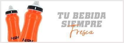 Comprar Botella Tubo Refrigerante HSN