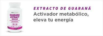 Comprar Extracto de Guaraná HSNessentials