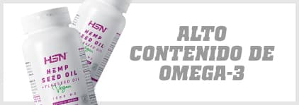 Comprar Aceite de Semilla de Cañamo HSNessentials