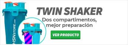 Twin Shaker Azul Turquesa HSNstore