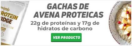 Gachas de Avena HSNfoods