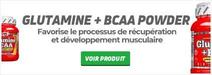 Glutamine BCAA Powder Amix