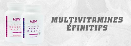 Acheter des Multivitamines HSN
