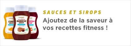 Acheter Sauces et Sirops HSNfoods
