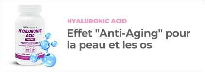 Acheter de l'acide Hyaluronique de HSNessentials