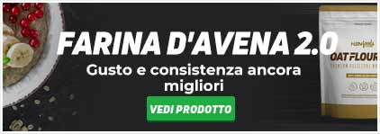 Farina D'Avena Istantanea HSNfoods