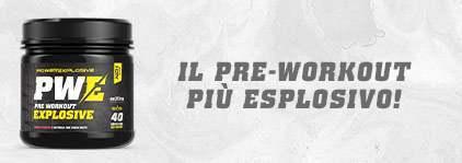 Comprare PWE Powerwxplosive Pre-Workout