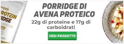 Porridge d'Avena Proteico HSNfoods