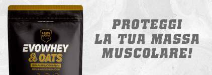 Comprare Evowhey & Oats HSNsports