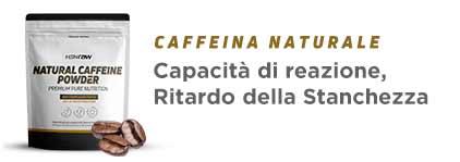 Comprare Caffeina Naturale HSNraw