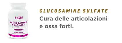 Comprare Solfato di Glucosammina HSNessentials