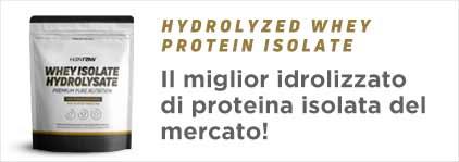 Comprare Idrolizzato di Proteina Isolata HSNraw