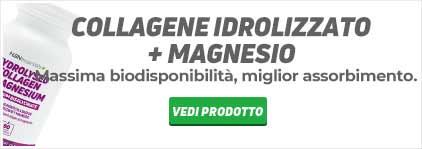 Collagene Idrolizzato Magnesio HSNessentials