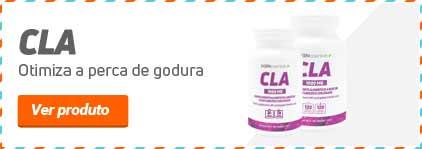 CLA 1000mg (ÁCIDO LINOLÉICO CONJUGADO)