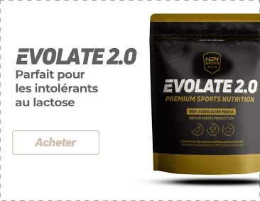Evolate Whey Isolate CFM