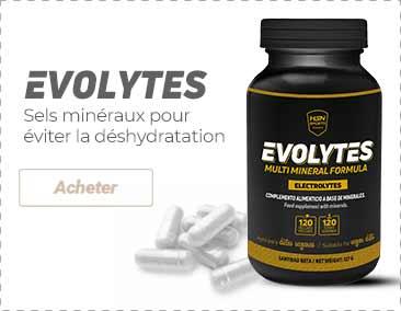 Evolytes Sels D'Électrolytes