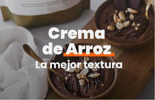 Comprar Crema de Arroz FoodSeries