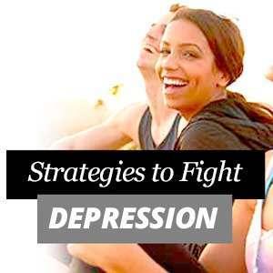 Ways to combat depression