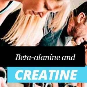 Beta-Alanine and Creatine