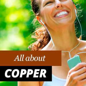 Copper Benefits and Properties