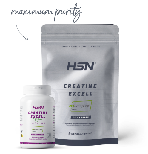 Creatine excell creapure