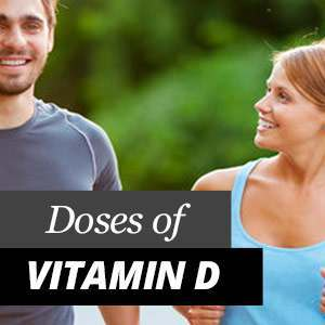 Dose of vitamin D