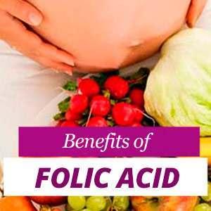 Folic Acid Benefits and Properties