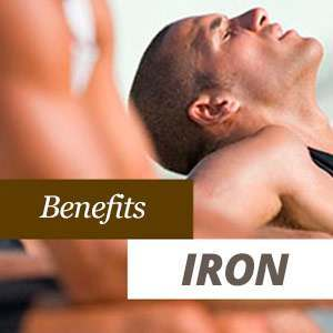 Iron - Benefits and Properties