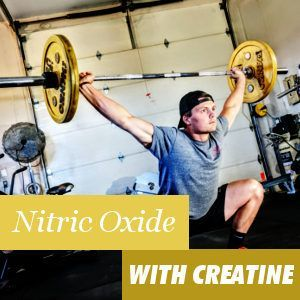 Nitric Oxide with Creatine Benefits and Properties