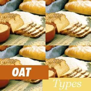 Oats types