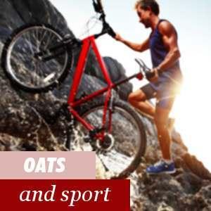 Oats for sportspeople