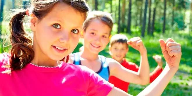 Oméga-3 pour les enfants