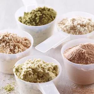 Types de mélanges de protéines