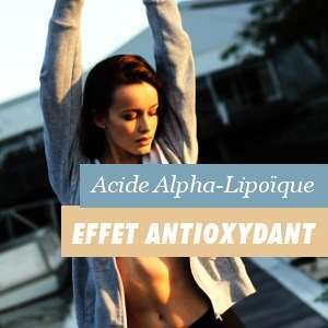 Acide Alpha Lipoïque ALA Avantages et Propriétés