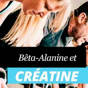 Bêta-Alanine et Créatine